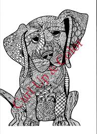 coloring books dog lovers