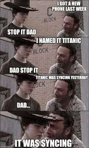 Funny Dad Memes - stop it dad imgflip