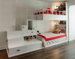 Bedroom Elegant Top  Best Contemporary Bunk Beds Ideas On - Kids novelty bunk beds