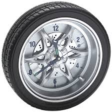 themed wall clock automotive themed wall clocks