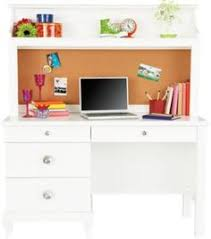 White Desk With Hutch Shop For A Adrian 2 Pc Computer Desk And Hutch At Rooms To Go Kids