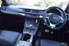 lexus hatchback 2011 lexus ct 200h 2012 hatchback 1 8l hybrid automatic for sale