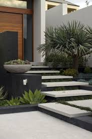 Front Steps Design Ideas Branksome By Tim Davies Landscaping Contemporary Landscape