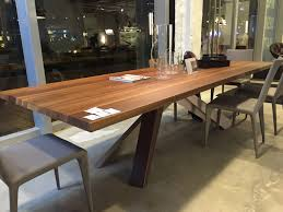 xzqt solid american walnut dining table dining pinterest