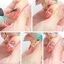 have fun and find dory with this easy disney nail art tutorial