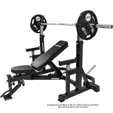 Squat Rack And Bench Barbarian Squat Rack Bb Vp 9036 Heavy Duty Safe Sam U0027s Fitness