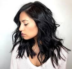 lob haircut dark wavy hair 10 best lob hair images on pinterest hair ideas hair cut and