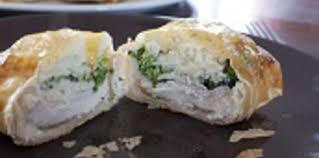 recette boursin cuisine pannequets de poulet boursin brocoli facile et pas cher recette
