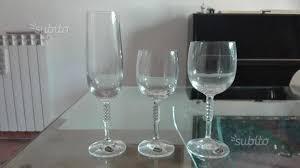 bicchieri boemia bicchieri cristallo boemia arredamento e casalinghi in vendita a