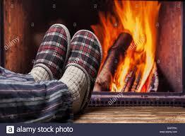 fireplace relax winter fall autumn rustic dark wooden floor dark
