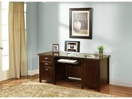 Wood Computer Desk For Home Living Room Endearing Cherry Wood Computer Desk Home Living Room