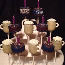 birthday margarita cake birthday cake u0026 beer mugs 21st bday cake pops