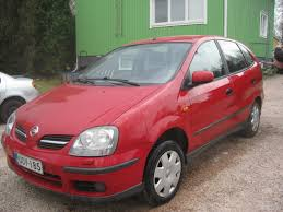 nissan almera tino 2005 nissan almera tino 1 8 business 5d mpv 2005 used vehicle nettiauto