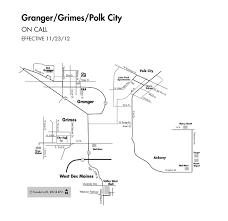 Dart Map Dart On Call Services U2013 Granger Grimes Polk City On Call Service