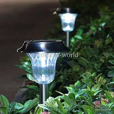 Landscaping Lights Solar 2018 Led Outdoor Lights Solar Led Insert Lights Landscape Garden