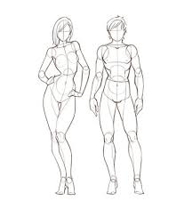 Anatomy Of Human Body Sketches 32 Best Drawing Human Figure Tutorials Images On Pinterest