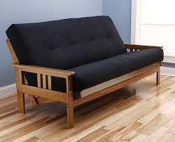 Wooden Futon Sofa Beds Furniture Kebo Futon For Entertaining Guests U2014 Rebecca Albright Com