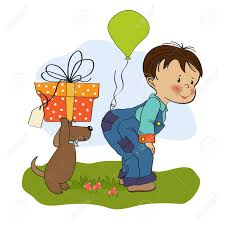 boy birthday boy clipart birthday boy pencil and in color boy