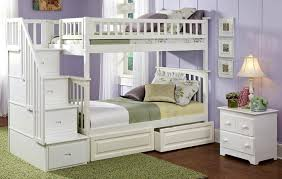 White Wooden Bunk Beds For Sale White Wood Bunk Beds Bedroom Decorative Ogden White