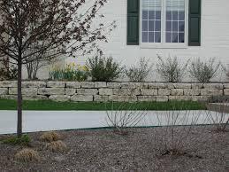 landscape retaining wall ideas design ideas u0026 decors