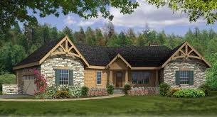 Rancher House Plans Ranch House Plan With 3 Bedrooms And 2 5 Baths Plan 4421