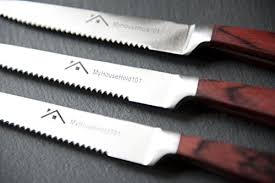 luxury kitchen knives steak knife premium restaurant quality steak knives set of 6