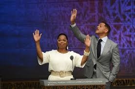 president obama oprah will smith celebrate opening of