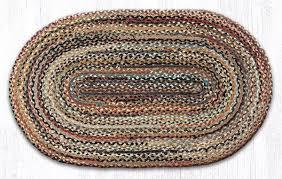 Amish Braided Rugs Earth Rugs C 999 Random Colors 100 Jute Braided Rug