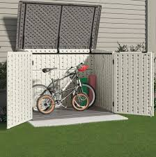 elegant outdoor bike storage shed storage sheds galleries