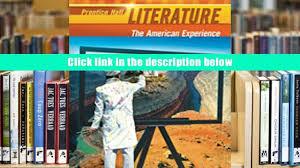 audiobook prentice hall literature 2010 all in one workbook grade