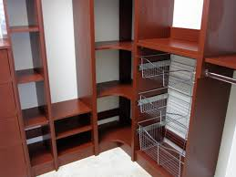 Wooden Closet Shelves by Lowes Closet Systems Roselawnlutheran