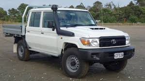 toyota land cruiser 70 series for sale nz the 70 series is the land cruiser for luddites stuff co nz