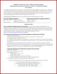 rn letter of recommendation 16 sample application letter for nursing admission