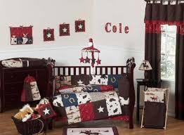 Western Baby Nursery Decor Sweet Jojo Designs West Crib Bedding And Accessories