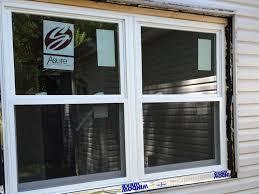 egress window stonecraft insulation gutters shutters