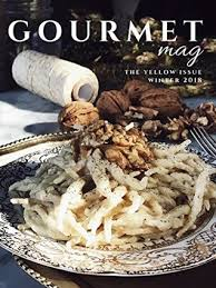 mag cuisine an cooking magazine the gourmet mag by gourmet project