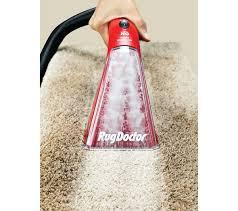 buy rug doctor 93306 portable spot cylinder carpet cleaner red