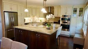 two tone kitchen cabinets and island reviews cabinets direct usa