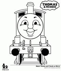 free printable thomas train coloring pages trains party