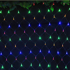 aliexpress buy led net string light flash modes 110v 220v