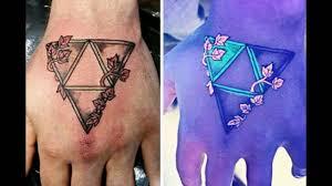 unique glow in black light tattoos with uv ink u0027s dark light