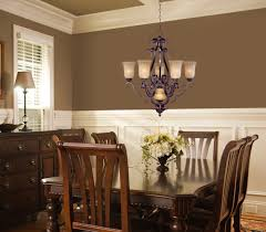 Dining Room  White Table Also Chairs Among Dining Room Lighting - Dining room fixtures