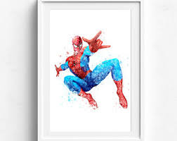 Prints For Kids Rooms by Prints For Boys Room Etsy