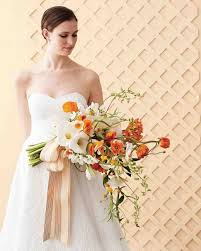 10 trendy ideas for tan and orange wedding colors martha stewart