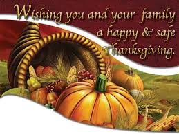 happy thanksgiving wishes to friends family employees and