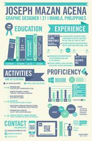 What Is An Infographic Resume Use An Infographic Cv