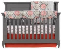garden gate crib bedding modern baby bedding by liz and roo