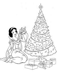 disney princess christmas free coloring pages art coloring pages