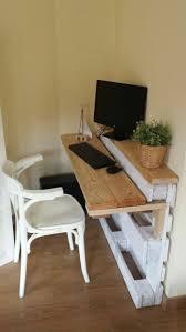 Schreibtisch Mit Computertisch Die Besten 25 Schreibtisch Selber Bauen Ideen Auf Pinterest
