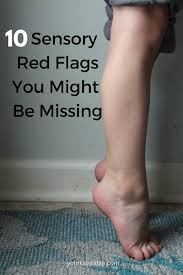 Red Flags 10 Sensory Symptoms That You Might Be Missing In Your Child
